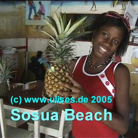 DVD Sosua Beach Playa Strand Video, Tel: 0170 906 11 99