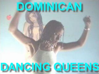 video dominican dancing queens