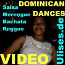 Video Dominican Merengue Bachata Salsa y Reggae
