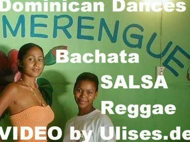 video dominican dances